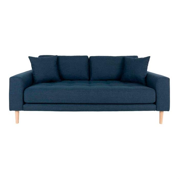 Lido 2,5-personers Sofa – Mørkeblå