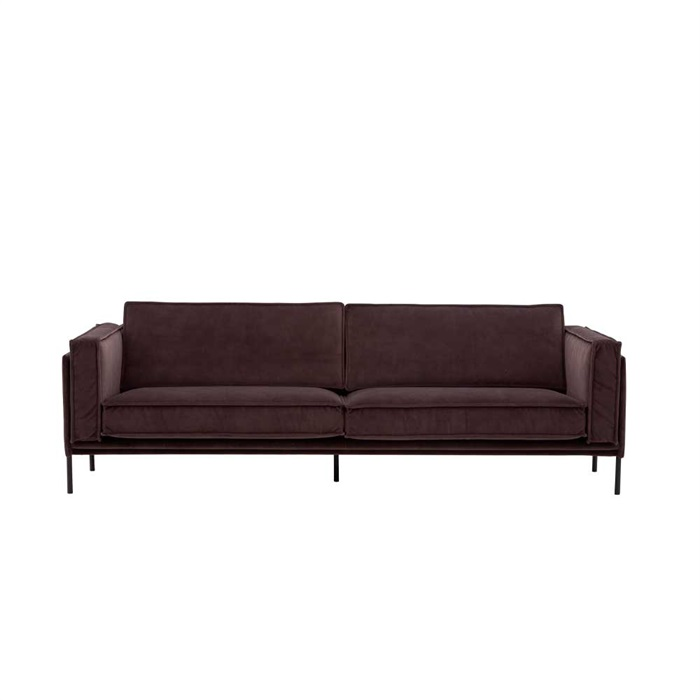 Folkland 3-personers Sofa i Valgfri Farve