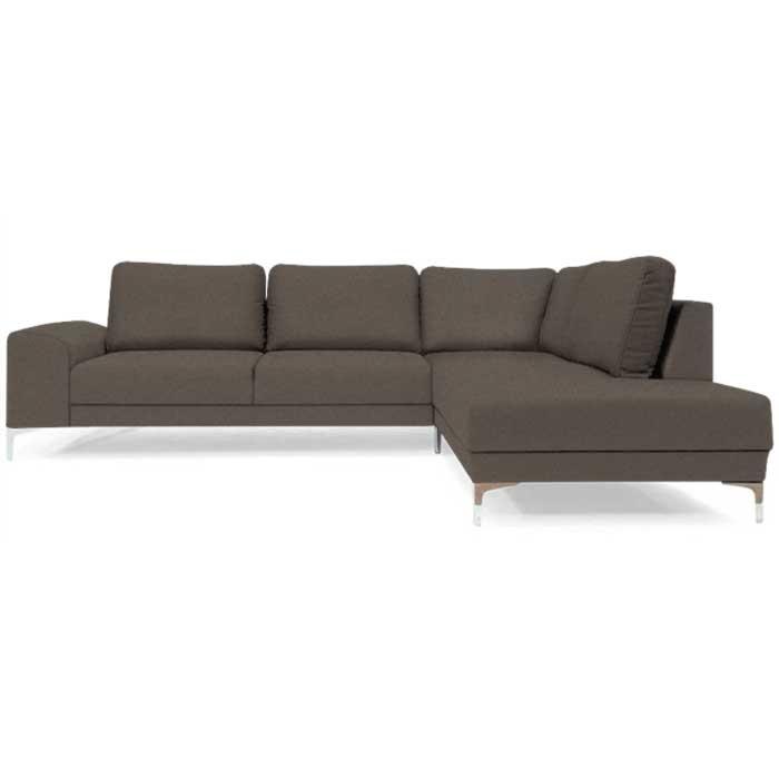 Julie 3-personers Sofa Open-End Højre