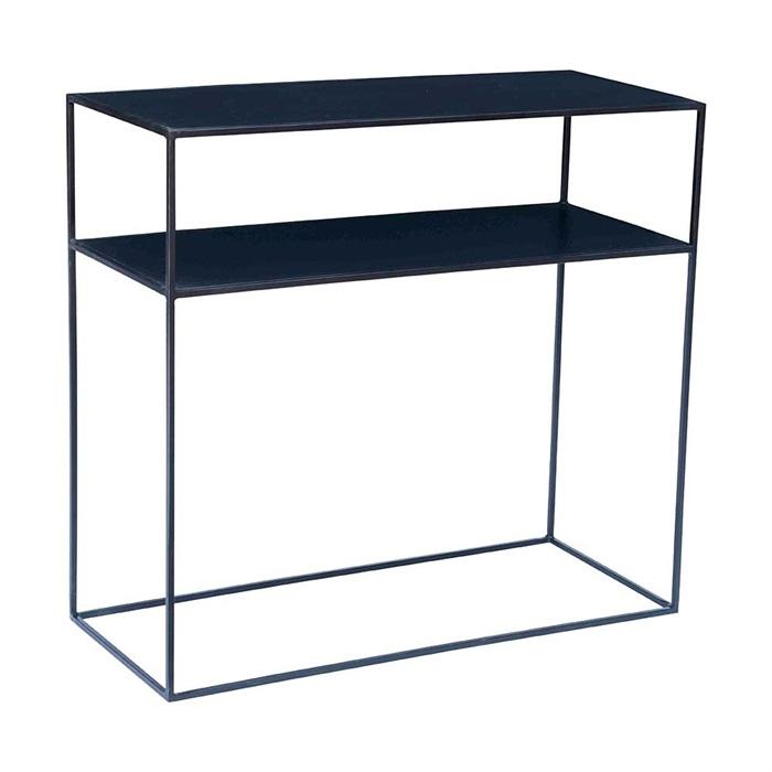 Konsolbord i jern 90 cm bred