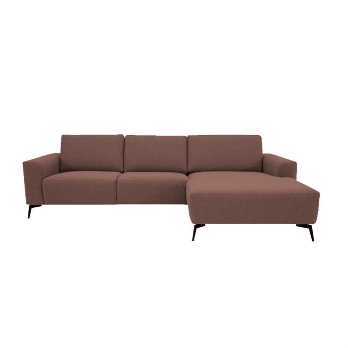 Malmo 2,5 personers Sofa med Chaiselong til Højre