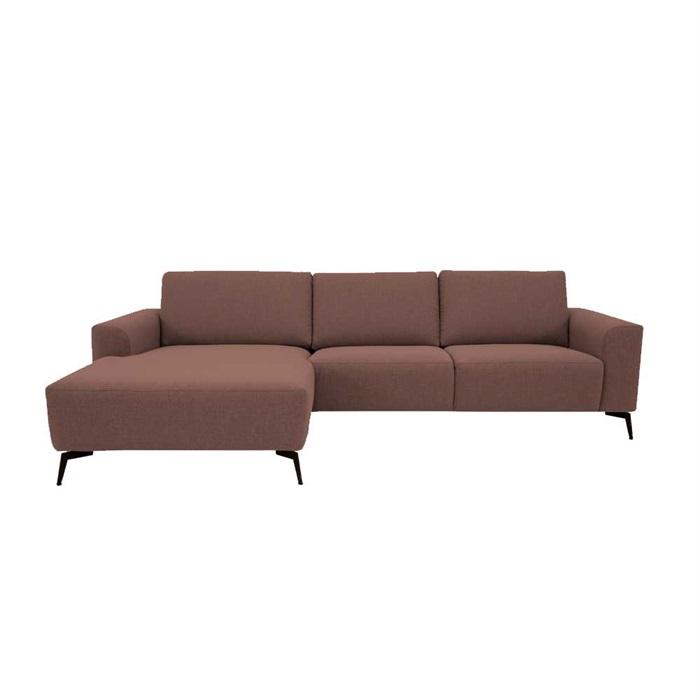 Malmo 2,5 personers Sofa med Chaiselong til Venstre