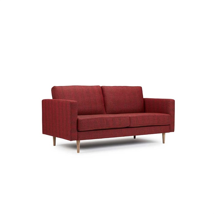 Nabbe 2,5 Personers Sofa – Vælg Farve