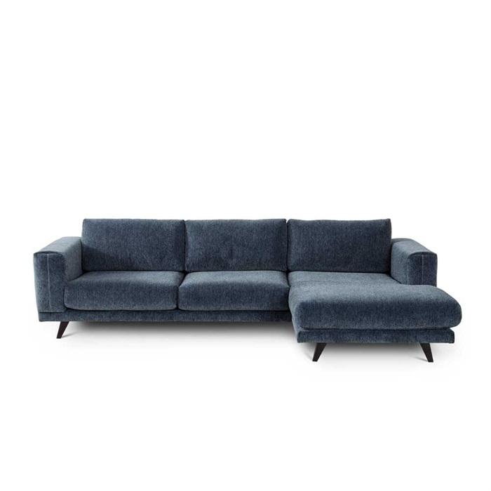 Sofa model Praia – 2,5 Personers med Chaiselong i Højre Side