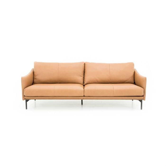 Smile 3-personers XL Sofa i Læder