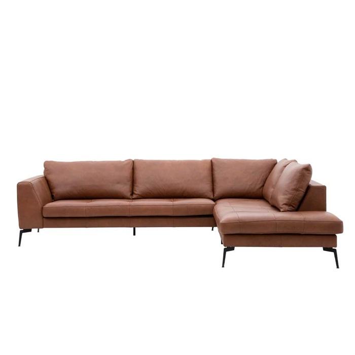 Viggo 3-personers Sofa med Open End til Højre