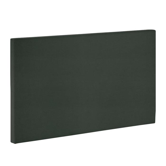 Sengegavl Velour 120 cm Imperia Grøn model plan
