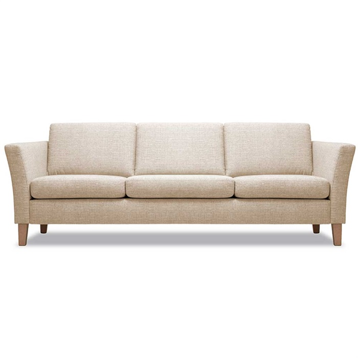 Cara 3-personers Sofa i Beige