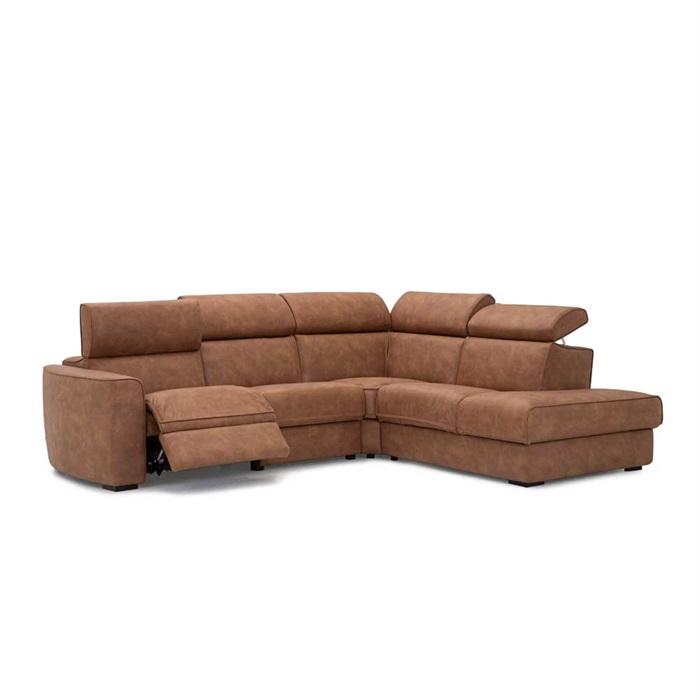 Dreamer 3-Personers læder Sofa med Open End til Højre