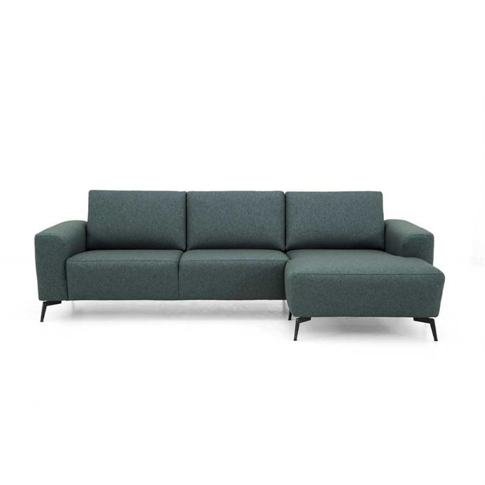 Malmo 2 personers Sofa med Chaiselong til Højre