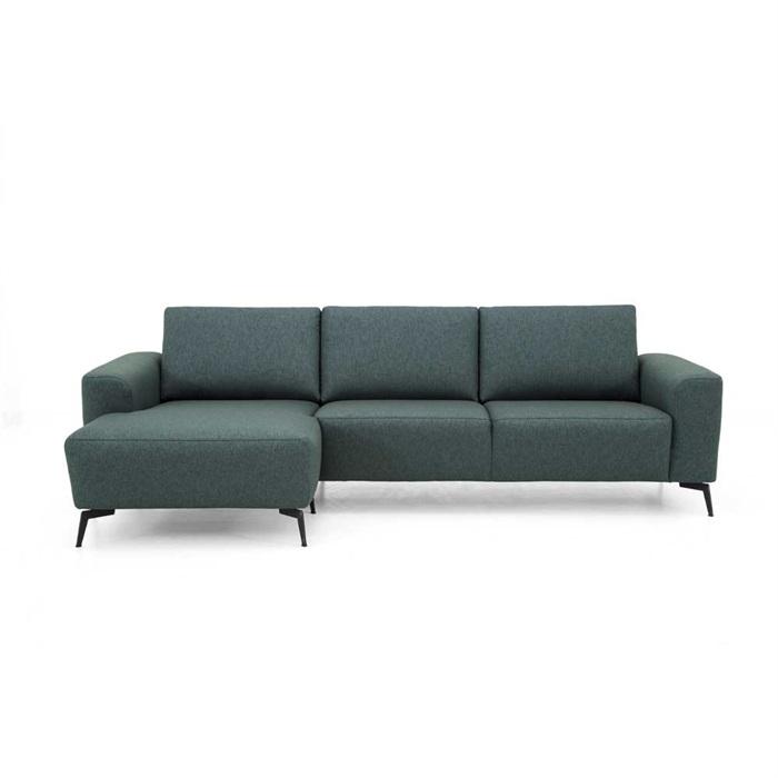 Malmo 2 personers Sofa med Chaiselong til Venstre